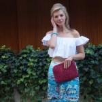 Venice-Inspired Skirt